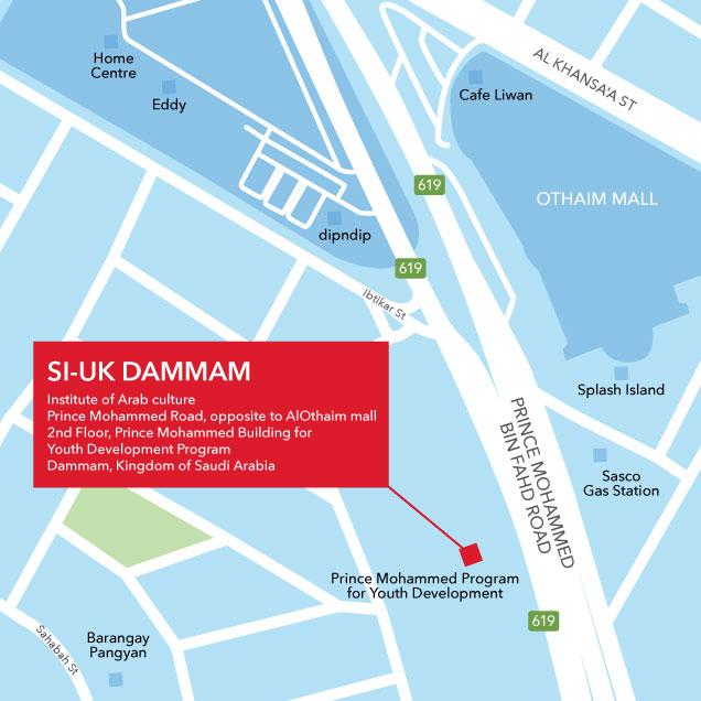 SI-UK Dammam